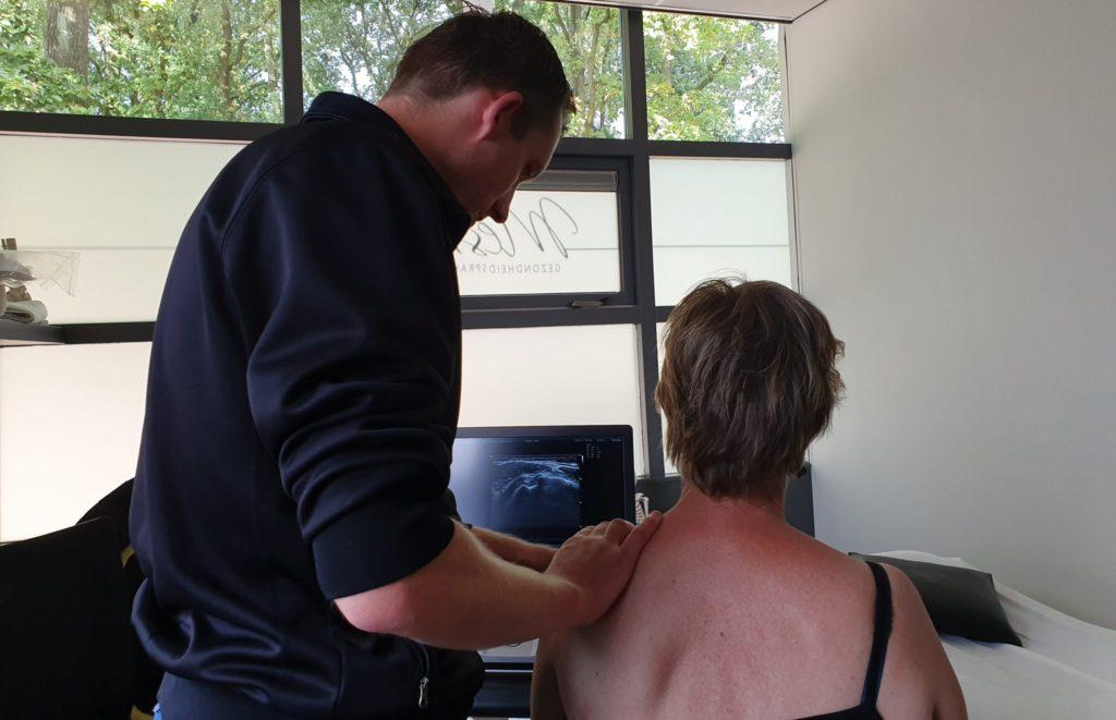 Echografie bij schouderklachten