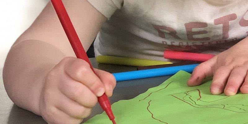 Kinderfysiotherapie - Schoolgaand